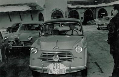1957 8 Sestriere AB
