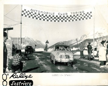 1957 8 Sestriere AC