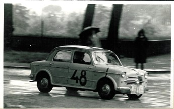 1957 I° Rally di Lucca AD