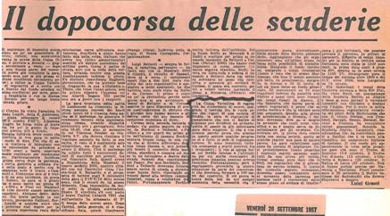 1957 IV Coppa Valtellina C