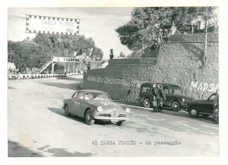 1957 Targa Florio AA