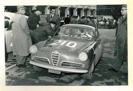 1957 Targa Florio BB