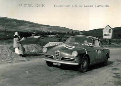 1957 Targa Florio BC