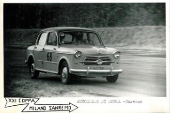 1957 XXI Coppa Milano Sanremo AB