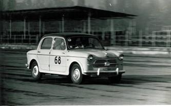1957 XXI Coppa Milano Sanremo AC