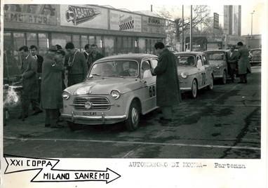 1957 XXI Coppa Milano Sanremo  B