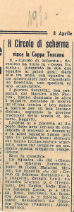 000 - 1950 Scherma A