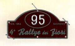 004 1964 IV Rally dei Fiori  AB