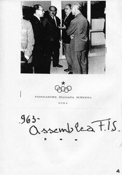 007 1963 Assemble FIA Roma
