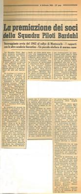 01 1962 Premiazione Bardahl AA