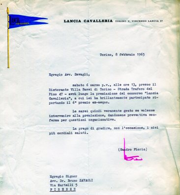 019 Premio Lancia Cavalleria 1965