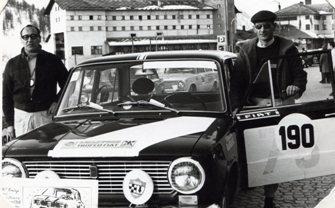 05 Rallye Sestriere 1968  SHANGRI LA