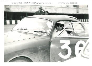 09 1958 XXII Milano Sanremo A