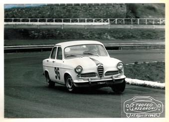 10 1962 Lazzaroni AC