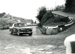 12 1960 Rally Taormina HK