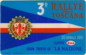 14 1961 Toscana AA
