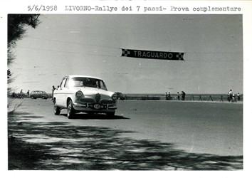 18 1958 Rally Sette Passi BC