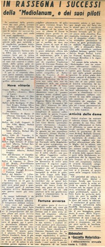 1958 Mediolanum HH
