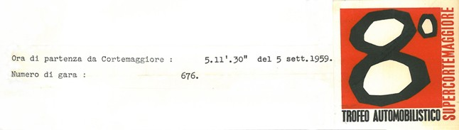 1959 8° Supercortemaggiore H
