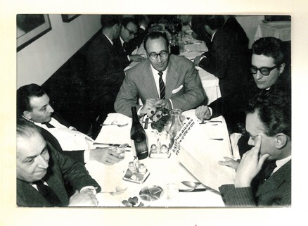 1963 Venezia Convegno Commissioni Sportive AA CC