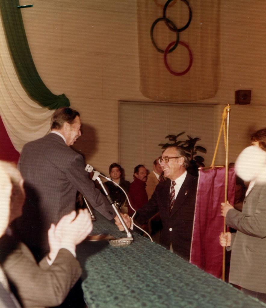 1973 Onesti Stella d'Oro Raggetti