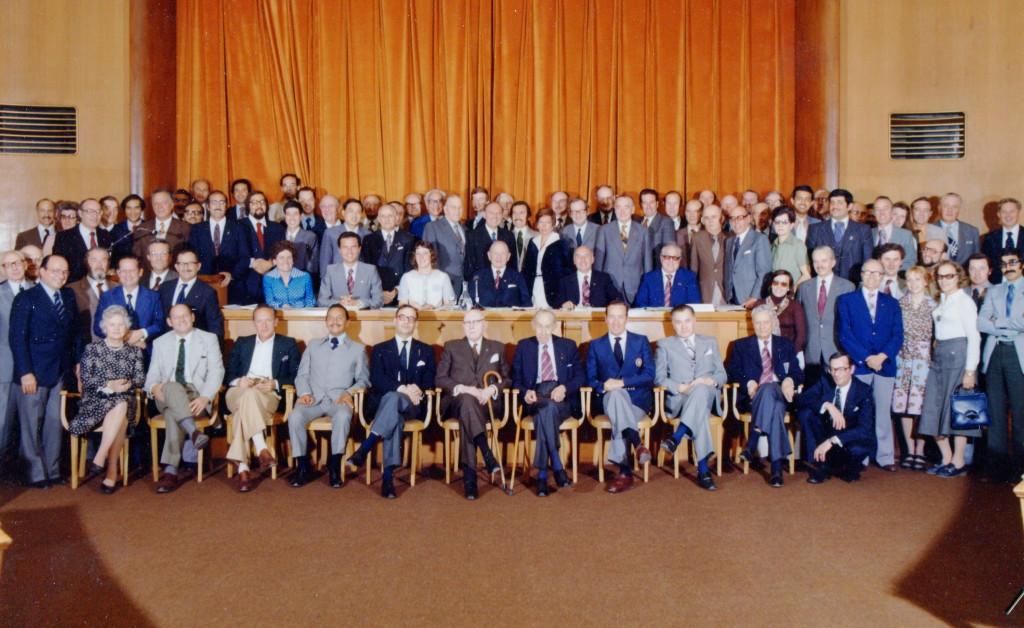 1975 Congresso Europeo FIE Irlanda