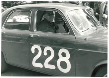 23 1960 Rally Toscana AA