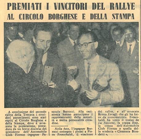 26 1960 Rally Toscana AB