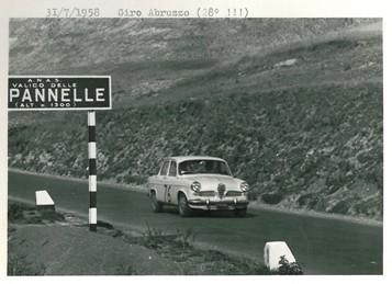 27 1958 Rally Abruzzo AE