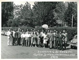 30a  1958 Biondetti Supercortemaggiore AA