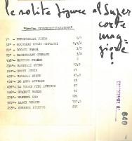 30c 1958 7 Supercortemaggiore 17 settembre A