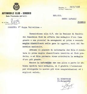 34d 1958 V Coppa Valtellina E