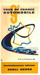 48 1960 Tour de France Stampa A