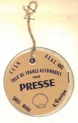 49 1960 Tour de France Stampa B