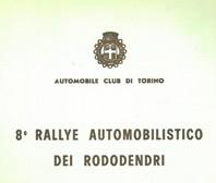 58 1962 8°  Rododendri AA