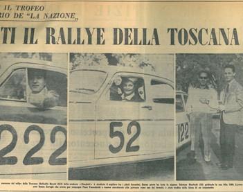 61 1959 Rally Toscana CC