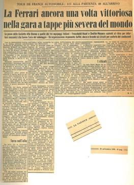 67 1960 Tour de France Articolo 2