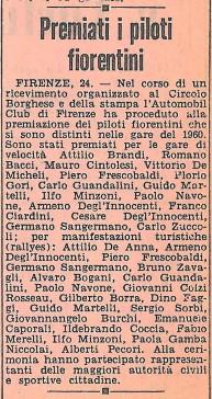 71 1960 Premiazione Biondetti