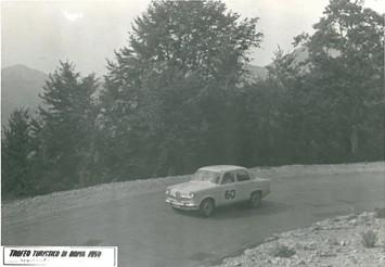 83 1959 Trofeo Turistico di Roma B