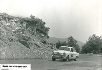 84 1959 Trofeo Turistico di Roma BB