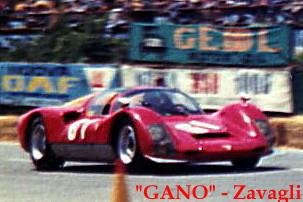 Mugello 1967a  GANO A