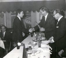 Premiazione 1967