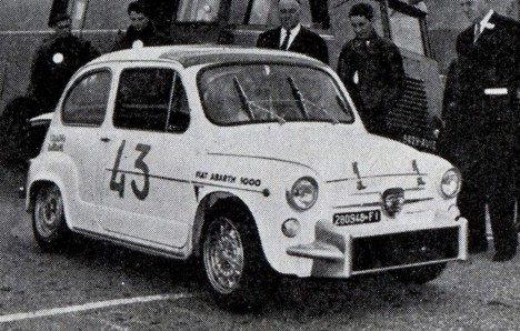 Alessandro DOLE 1965 Cannes Tanneron A